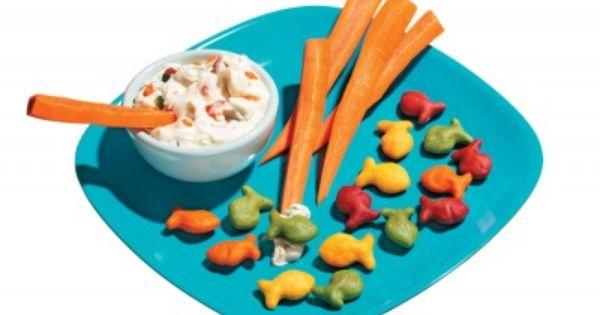 Healthy kids snacks carrot stick fishing poles they load for Carrot stick fishing rod