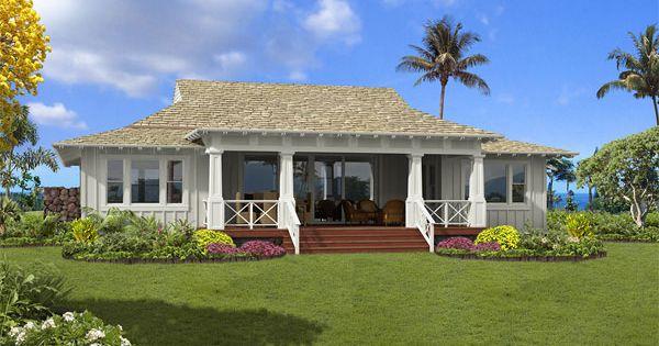 Hawaiian bungalows house plans joy studio design gallery for Hawaii house plans