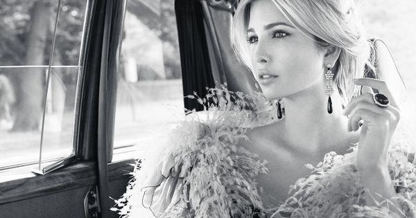 Ivanka Trump, glamorous traveling, style icon