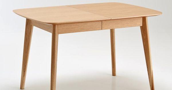 Image table de salle manger volutive de 4 10 couverts for La redoute chaises salle a manger