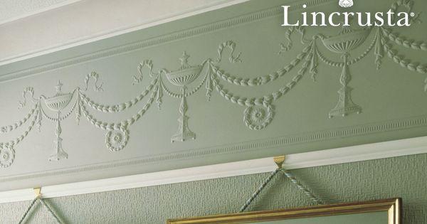 Wallpaper lincrusta at lee jofa colorpatternclass pinterest