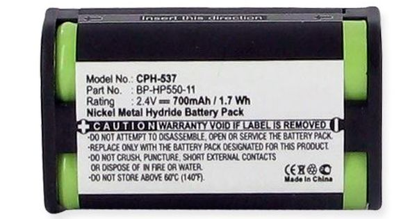 Http Pigselectronics Com Sony Bphp55011 Cordless Phone Battery 24 Volt Nimh 700mah Replacement Headphone Accessories Cordless Phone Cordless Phone Batteries