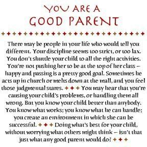 Good Parent Bad Parent Who Am I Single Mother Quotes Good Parenting Quotes Parenting Quotes