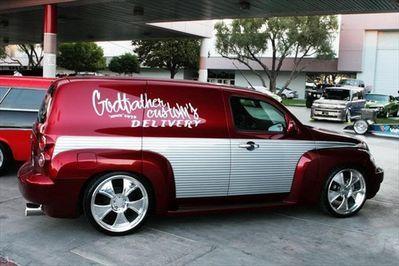 Hhr Chevrolet Hhr Custom Suv Tuning Chevy Hhr Chevrolet Chevrolet Captiva
