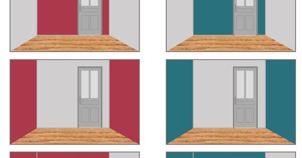 couleur chaude ou couleur froide bien anticiper le choix des couleurs en fonction de l effet. Black Bedroom Furniture Sets. Home Design Ideas