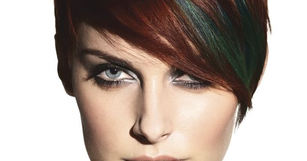 Popular Short Hairstyles 2013: Colored Short Hairstyles 2013 ~ Short Hairstyles Inspiration