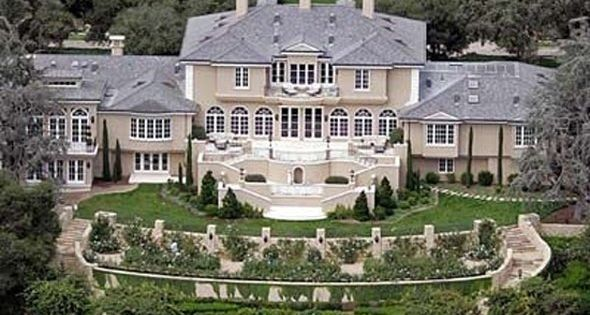 This is how oprah spends 50 million dollars in montecito ca