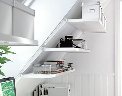 Understairs Home Office