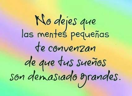 Frases De Motivacion Personal Para Seguir Adelante 2 Motivational Phrases Quotes Motivation