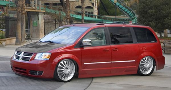 Do You Want Rims And Tires For Cheap Custom Vans Dodge Caravan