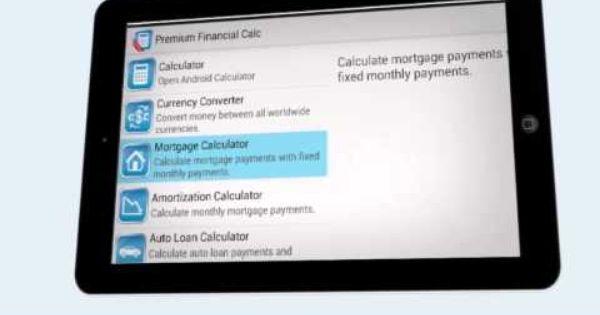 Mortgage Calculator Downloadable Free Mortgage Calculator Tool