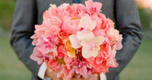 Wedding bouquet - Light Pink Wedding Bouquets - Wedding look