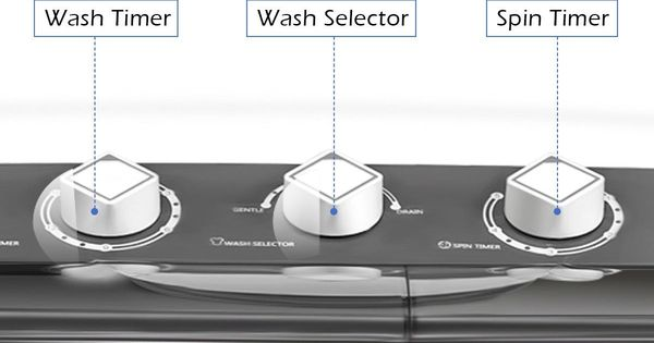 Twin Tub Portable Mini Washing Machine Mini Washing Machine Washing Machine Washer Twin Tub