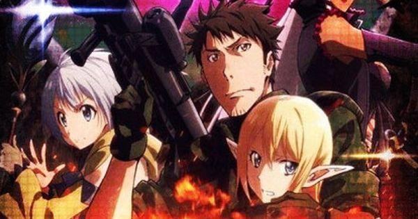 Watch Gate Jieitai Kanochi Nite Kaku Tatakaeri Enryuu Hen Episodes Anime Pictures Episode Online
