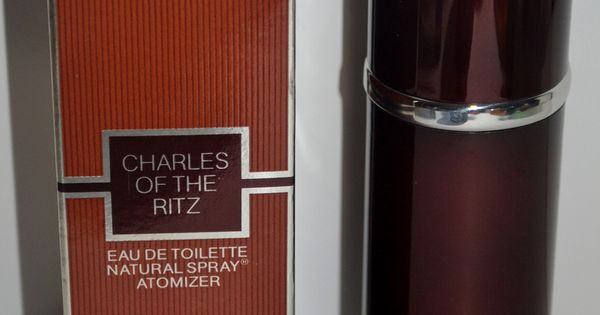 Charles Of The Ritz Eau De Toilette Natural Spray Quirky