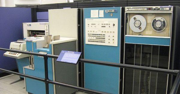 Mainframe Computer Device Printer Storage Tech Design Ibm