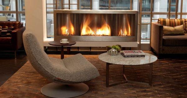 Safety Ventless Gel Fireplace Modern And Stylish Addition In The Interior Design For The