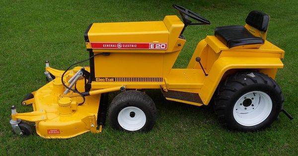 Untitled 1 Tractors Lawn Mower Tractor Solar Electric