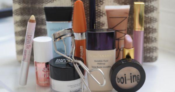 daily makeup.