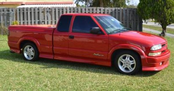 2000 Chevy S10 Extended Cab 2000 Chevrolet S 10 2 Dr Ls Xtreme