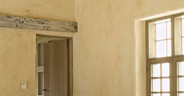 Enduit badigeon la chaux google search salle de bain pinterest rech - Enduit rustique interieur ...