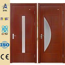 Resultado De Imagen Para Puertas De Madera Con Cristal Puertas De Banos Puertas De Madera Imagenes De Puertas