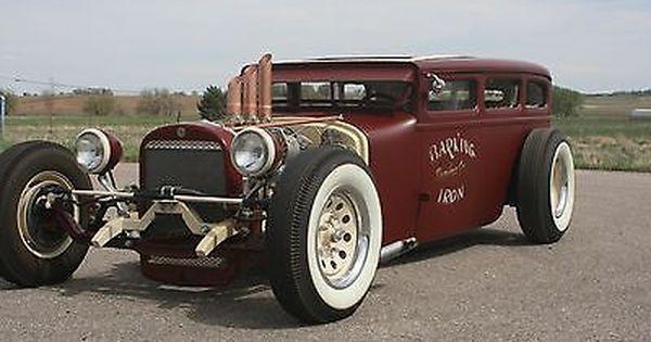 1928 Dodge Brothers Hot Rod Rat Rod Street Rod Hot Rods Rat Rod Hot Rods Cars