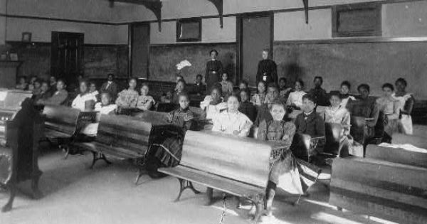 The Education Of African American Children During The Late Period