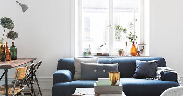 Living room livingroom ideas pinterest interieur voor het huis en idee n - Deco kleine zithoek ...