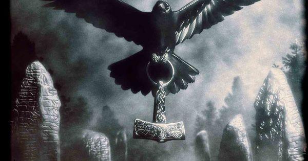 Ravens flying wallpaper - photo#55