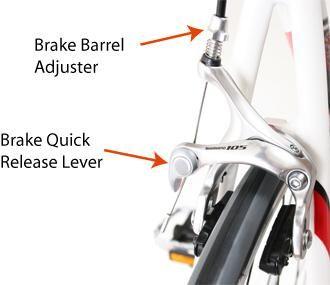 How To Adjust Your Road Bike Brakes Thebiketube Com Road Bike
