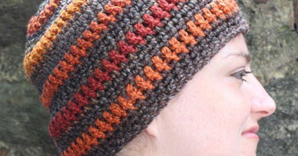 Single Crochet Hat Pattern For Beginners : free simple crochet cap pattern SINGLE CROCHET BEANIE ...