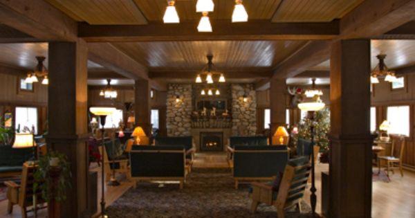Wallowa Lake Lodge  Travel  Pinterest  Lobbies And Lakes Glamorous Crater Lake Lodge Dining Room Menu Decorating Inspiration