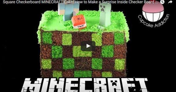 Tipps und ideen f r eine kindergeburtstag minecraft for Dekoration essen