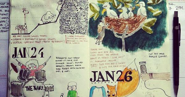 Keep a Gratitude & Creative Journal Field Journal.