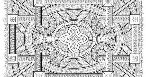 Geometric Pattern Coloring Geometric Coloring Pages Geometric