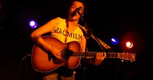 Melissa Ferrick Nebraska Via Youtube Music San Diego Living Vocalist