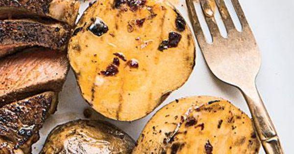 Chipotle-Orange Potato Planks | Recipe