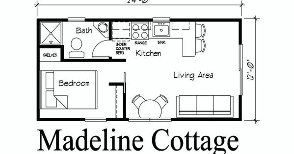 12x24 cabin floor plans google search moma she shed for Shed cabin floor plans