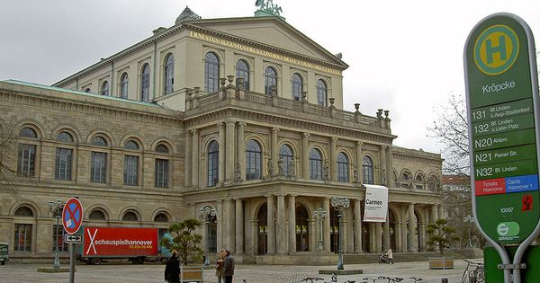 hannover opernhaus repinned by parkett direkt hannover. Black Bedroom Furniture Sets. Home Design Ideas