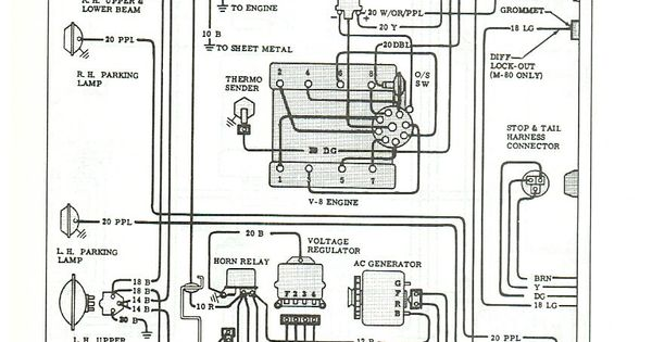 diagram wiring diagram 85 chevy pickup full version hd