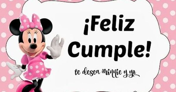 Canción Tradicional De Feliz Cumpleaños Minnie Mouse Para Niños Infantil Divertida Youtube Minnie Minnie Birthday Minnie Mouse
