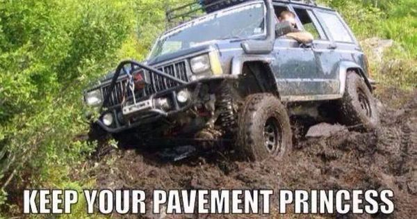 Pin By Austin Eames On Jeep Memes Jeep Wj Jeep Memes Badass Jeep