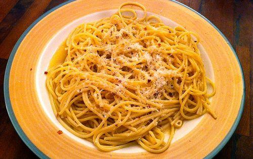 pasta cauliflower cream pasta w toasted garlic bread crumbs ...