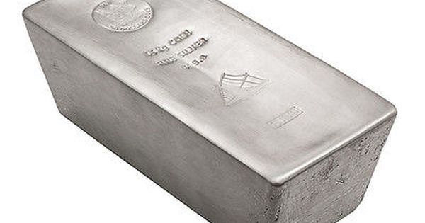 Silberbarren Munzbarren 15 Kg Silber 15 Kilogramm Silver Bar Argor Heraeus Fiji Silver Bullion Silver Coins Silver Bars