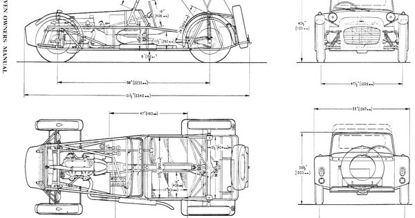 Lotus Formula Seven 7 Concept Supercar 1 459338145 further Technical Illustrations in addition Lotus 7 Chassis Plans C8077aad7479a553 together with 316166836324867875 furthermore Technical Illustrations. on seven caterham sports car
