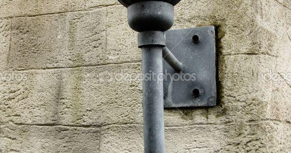 Ancient torch holder  Doors, gates & hardware  Pinterest  샹들리에, 조명 및 ...