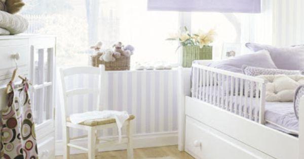 10 ideas para decorar la habitaci n del beb beb - Ideas para decorar el cuarto del bebe ...