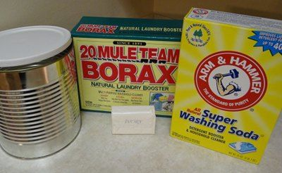 Homemade Laundry Detergent Powder Recipe Like Ivory Snow And Dreft