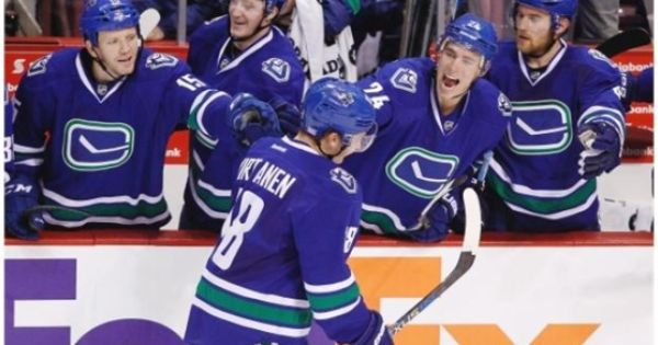 The Canucks Are Making This Whole Drafting And Development Thing Look Easy Canucks Nhl Vancouver Canucks